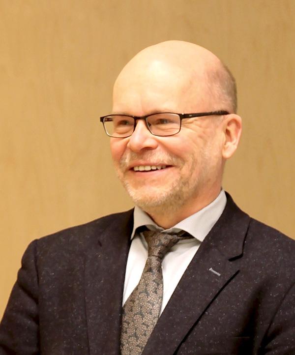 Ympäristöjohtaja Esa Nikunen Kuva: Taina Tervo
